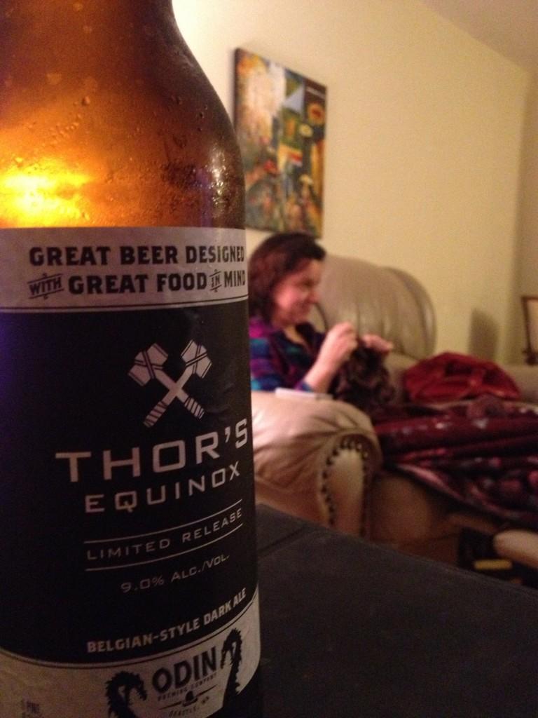 Thor's Equinox, label